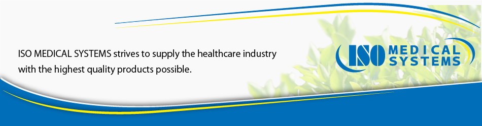 ISO MEDICAL SYSTEMS has striven to supply the healthcare industry with the highest possible quality products.